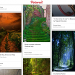 Great Pinterest boards: Enchanting Paths (elves, calm, zen)