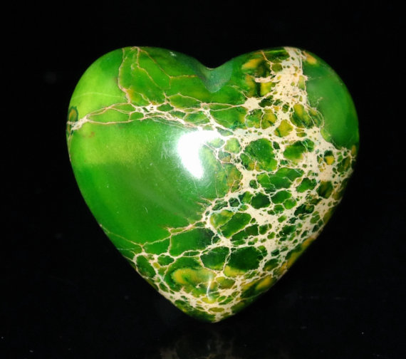 Green Sea Jasper (c) by Laveo Beads